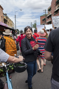 On the ground in Newtown: NSW election 2015